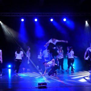 """Tanztreffpunkt """"Tanz und Licht"""" in Michelau 2019"""