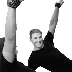 Daniel Cîmpean Tanzlehrer Tanzstudio Move & Dance Center Coburg