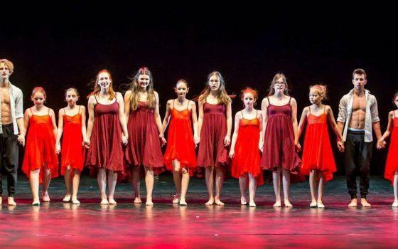 """Unser Auftritt beim """"Jugend spielt für Jugend"""" am 12. März 2017 im Landestheater Coburg."""