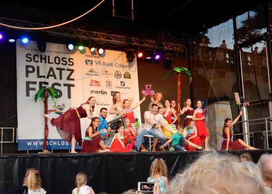 La La Land Schlossplatzfest 2017