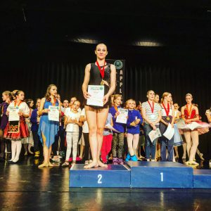 "13. internationaler Ballettwettbewerb ""APPLAUS"" 2019, Röthenbach an der Pegnitz"