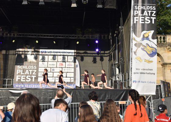 Schlossplatzfest Coburg 2019
