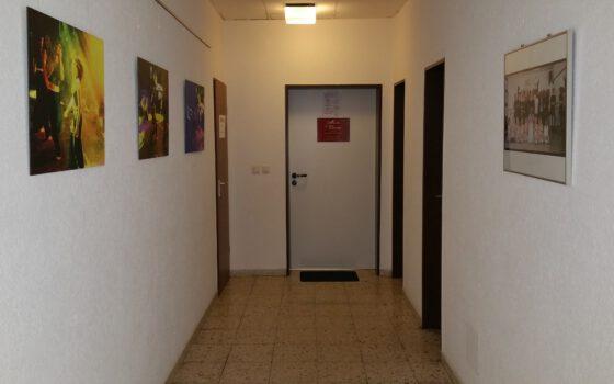 Eingangsflur Studio